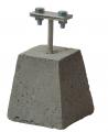 MGK 47 - Potpora za vod sa betonskom kockom PSK